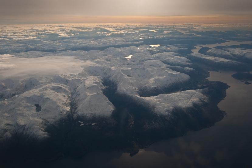 Bilder fra luften