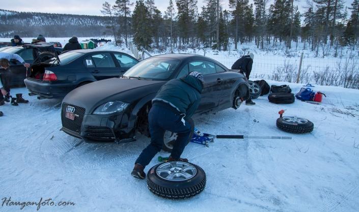 Audi TT får nye sko.