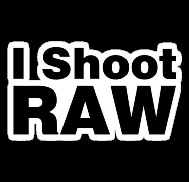 Ett av merkene på bilen. En fotografvits, da RAW er et filformat...(Men det visste du jo såklart!)