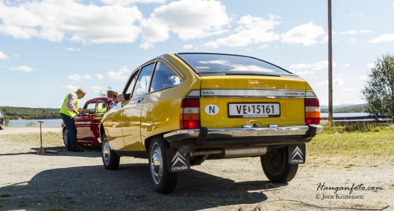 Citroenklanen brukte ventetiden til å bygge om bilen fra low-rider til SUV. Hydraulikk er stilige greier!