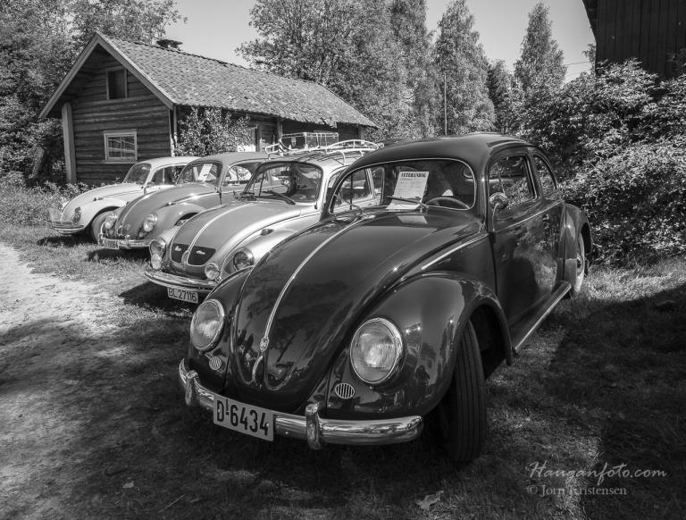Nostalgia i svart/hvitt