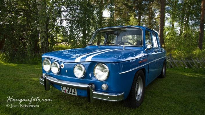 En ekte Gordini! Virkelig en kul bil!