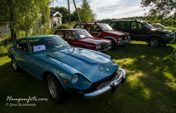 Tor samler på Datsun og Nissan.