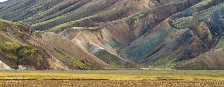 Denne typen bilder med utsnitt fra fjella omkring, har jeg mange av, men jeg liker så godt slike bilder.