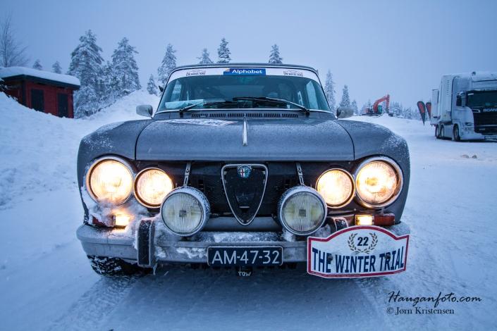 Alfa Romeo Guilia. Herlig front på denne bilen!