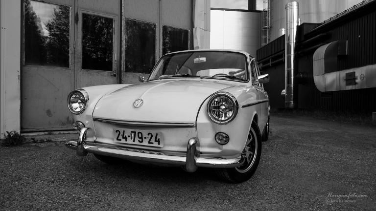 Øyvind har hatt bilen siden 2007. På den tiden har han gjort en hel del med bilen. Blant annet bygget om fra 6V til 12V.