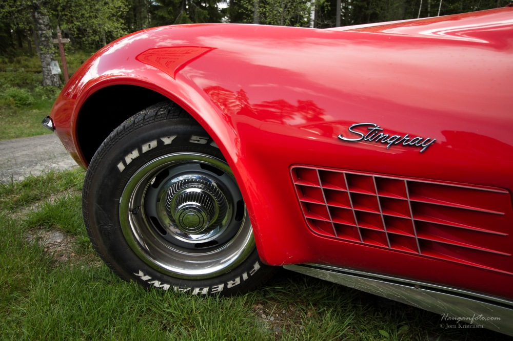 Stingray (Corvette)