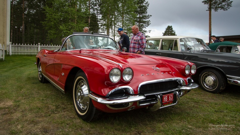 Little red corvette, (var ikke det en Prince-låt?)