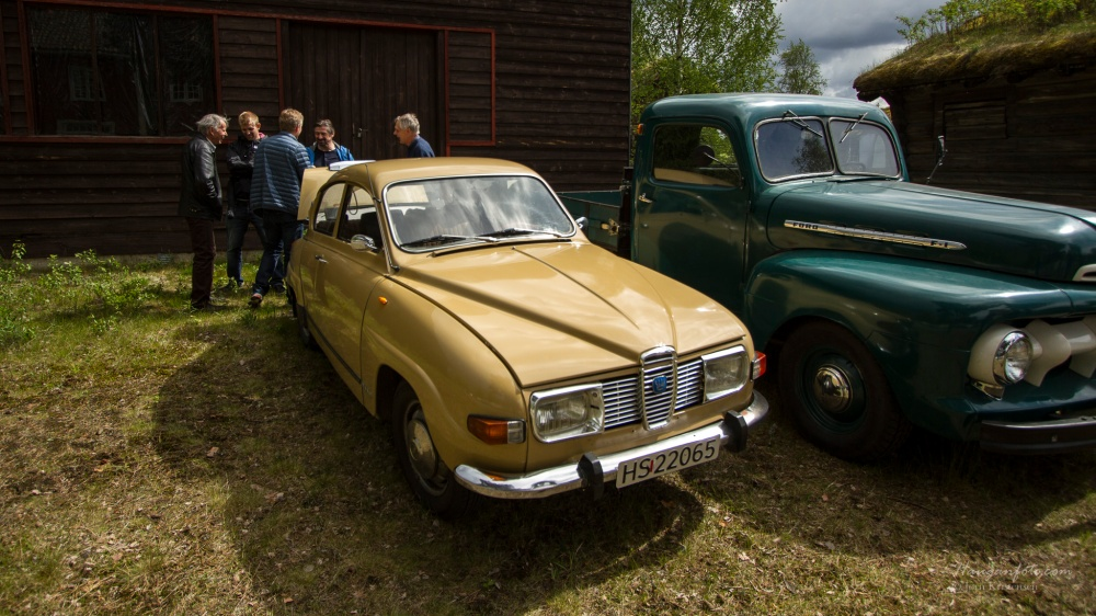 Saab V4. Er med til ære for Tord og Arne ;-)