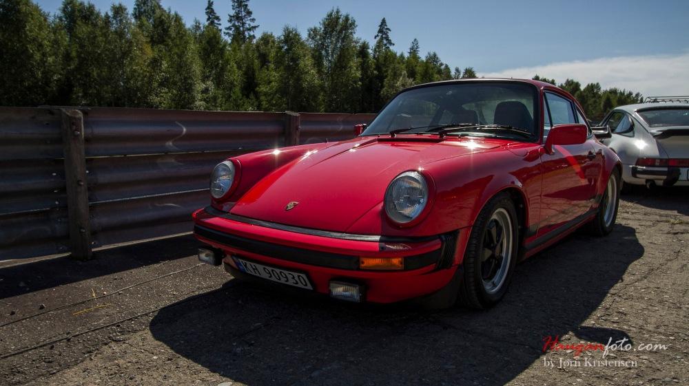 Porscheportrett.