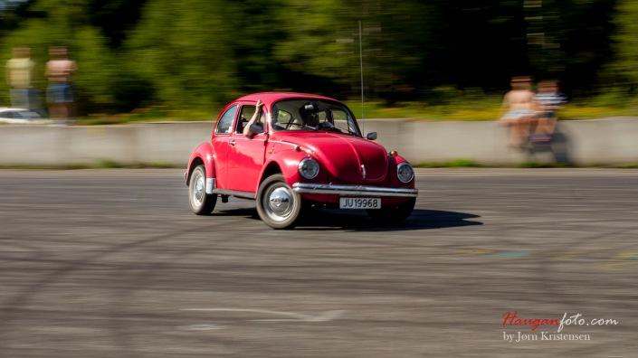 Dessuten trenger man ikke kjører fortest for å ha det gøyest :-)