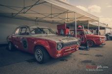 Ford Escort og NSU 100TT