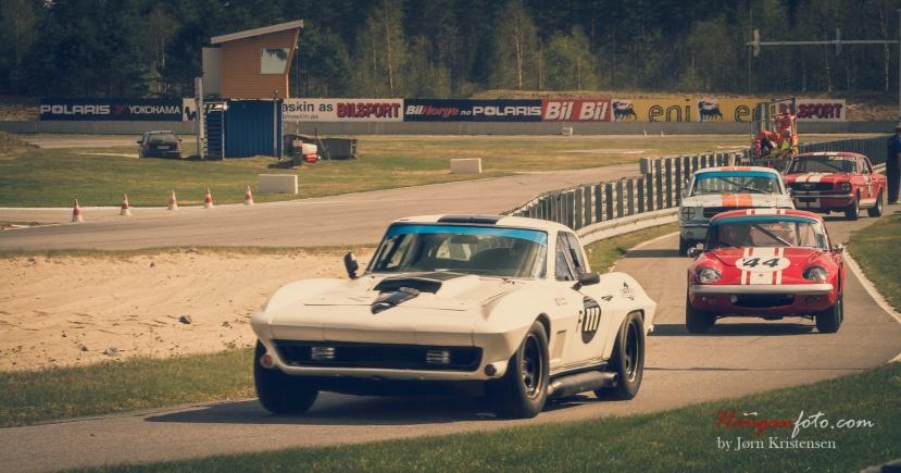 Historisk racing Vålerbanen8.mai