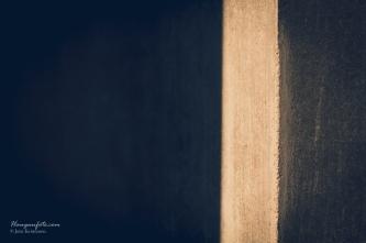 Lys og skygge ved holocaust minnesmerket