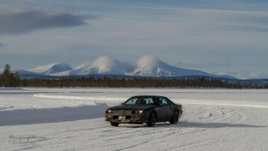 Camaroen ble kjørt hele veien fra Bergen. Herlig!
