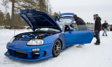 Toyota Supra. Herlig bil!