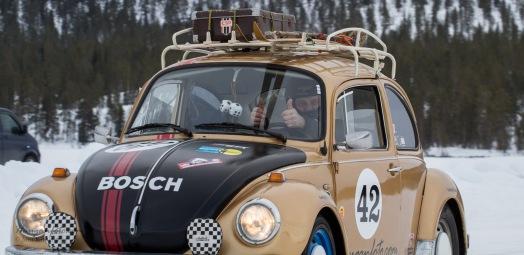 Ser ut som Arne synes det var verdt turen fra Askøy :-)