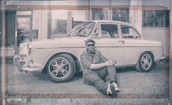 Mr. Nytrøen og hans '66 Notch.