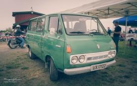 Toyota Hiace vekker mange barndomsminner for meg :-)