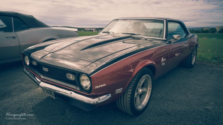 Chevrolet Camaro, Tords favoritt.