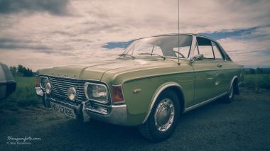 Fra den gangen Ford var skikkelig fin ;-)