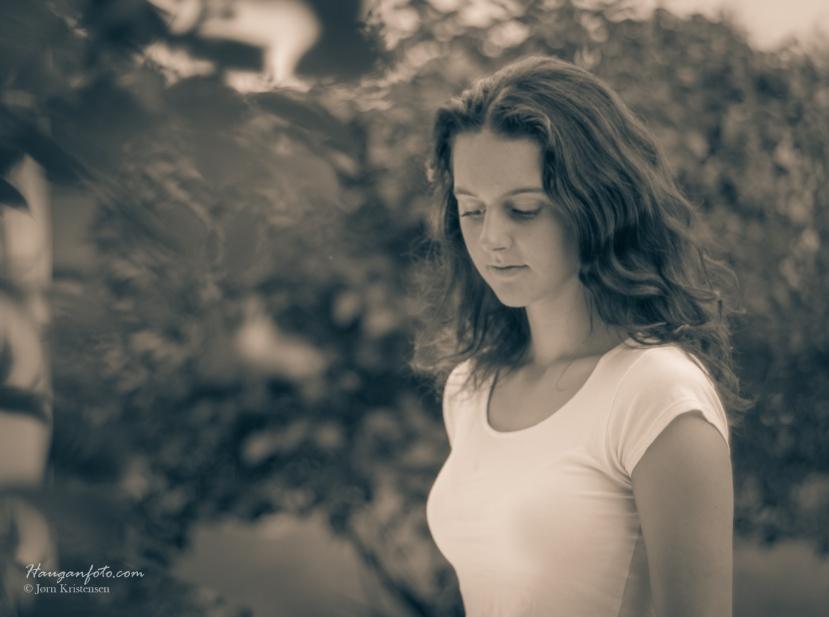 Portrett med 50mm