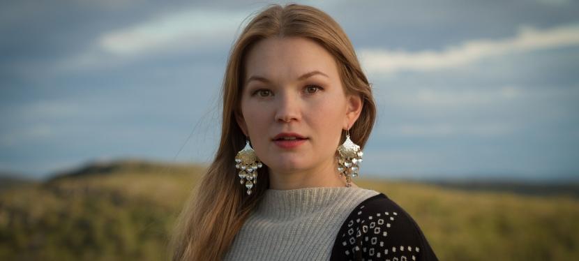 Marja Mortensson ifjellheimen