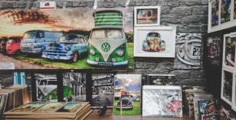 VW er kunst!