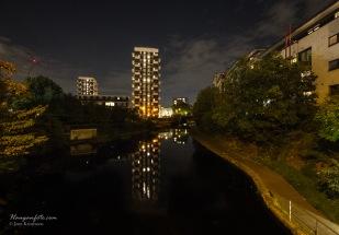 Kveldstur ved Limehouse