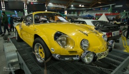 Renault Alpine. Råstilig!