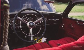 Interiør Mercedes